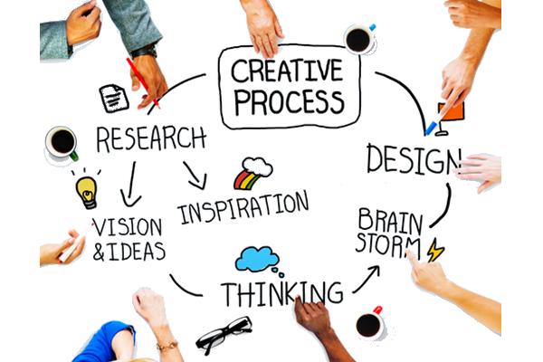 Process flow of design
