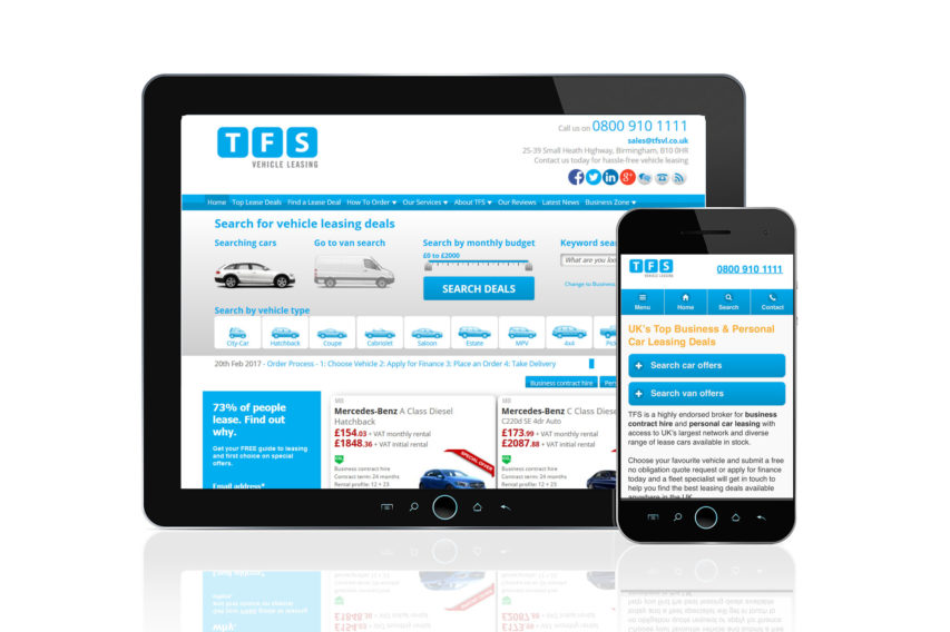 motor sales and finance website