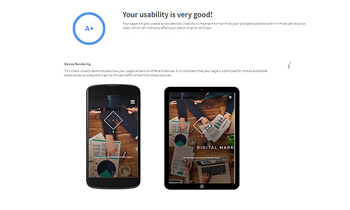 Mobile Responsive Report