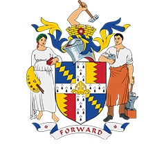 birmingham city council coat of arms
