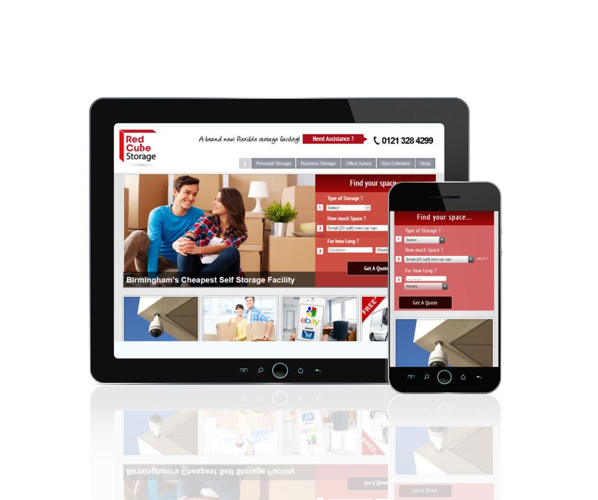 corporate online quoting website
